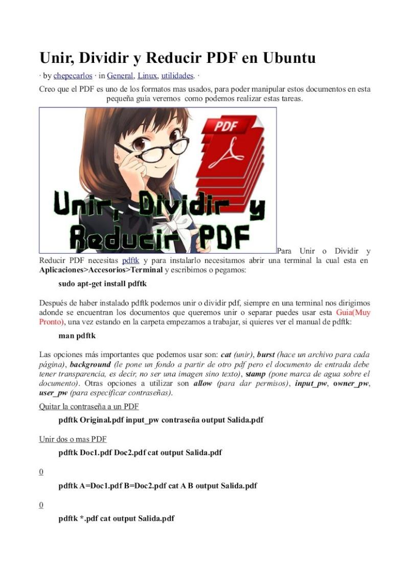 Unir, Dividir y Reducir PDF en Ubuntu Pag_149