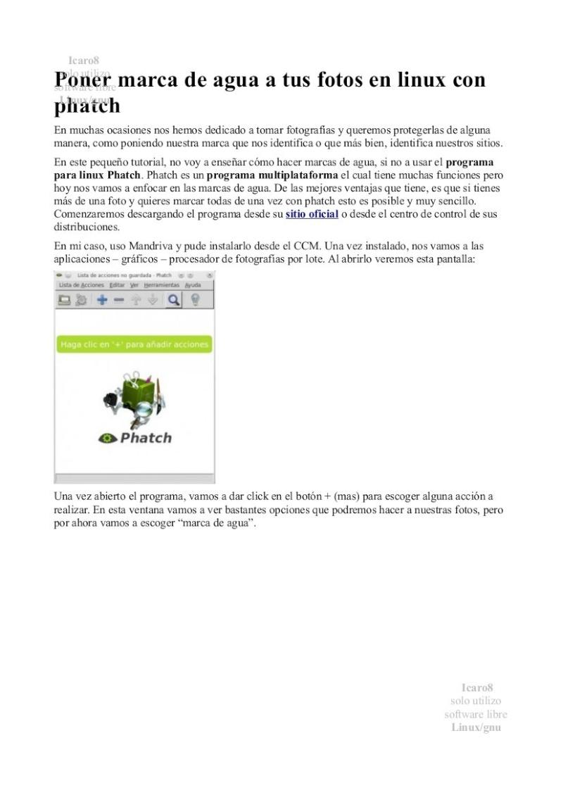 Poner marca de agua a tus fotos en linux con phatch Pag_154