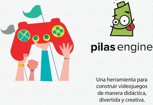 Huayra Conectar Igualdad para hacer videojuegos Pilas10