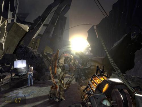 Half-Life 2 - Episodio Uno. ESPAÑOL 100% [PC-GAME] 01842c10
