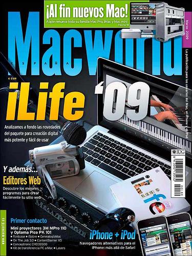 Mac World Marzo 2009 [Español] 33470910