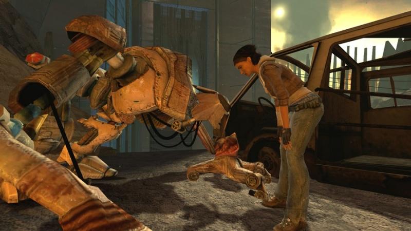 Half-Life 2 - Episodio Uno. ESPAÑOL 100% [PC-GAME] Episod10