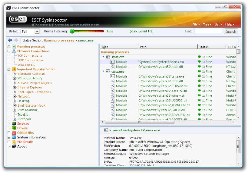 ESET Smart Security v4.0.417 Home/Business Edition Español Final Eset-s10