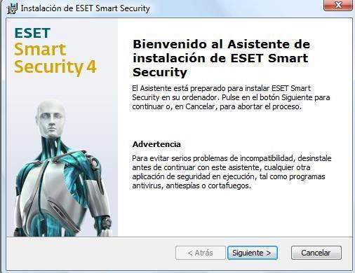ESET Smart Security v4.0.417 Home/Business Edition Español Final Nod3210