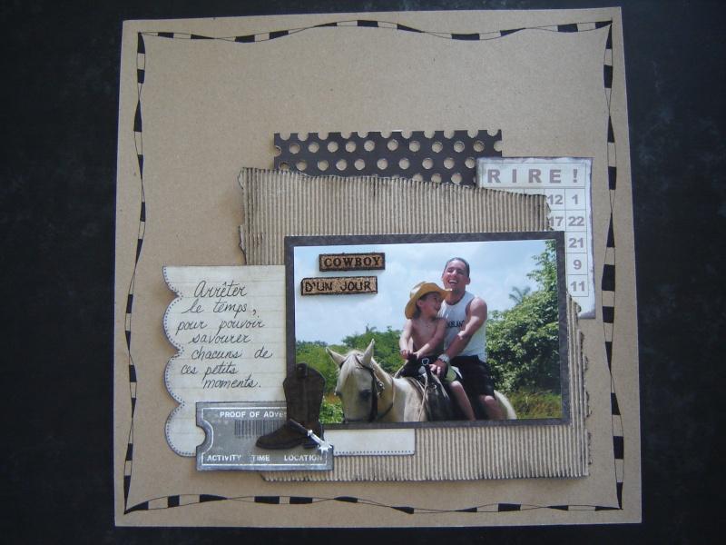 Crop-en-ligne SE-09: Défi #24 Le papier Craft 00317