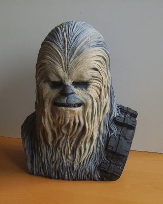Buste 1.1 Chewbacca... - Page 3 Sv109123
