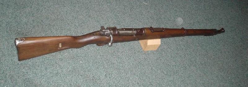 Recherche Mauser 98 A 111