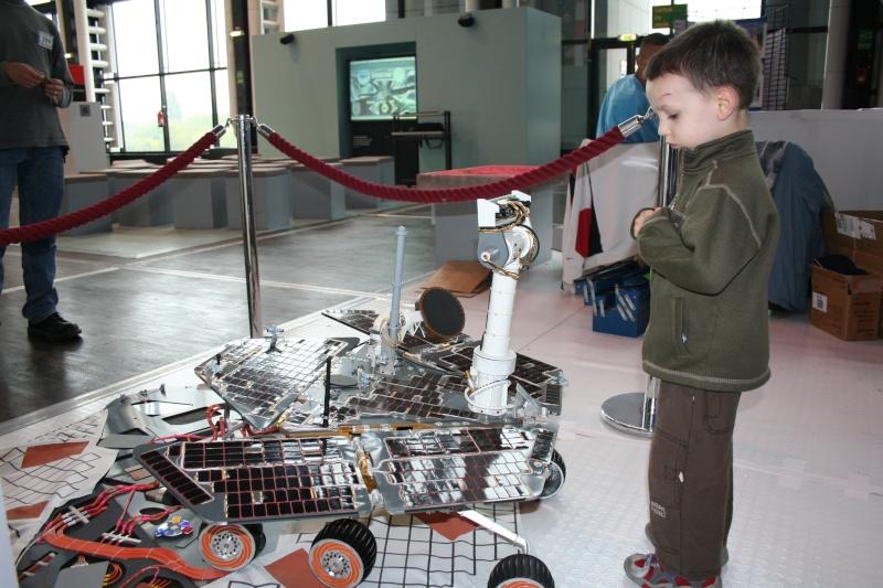 Recherche maquette taille réelle Spirit et Sojourner pour mi-octobre 2009 20061010