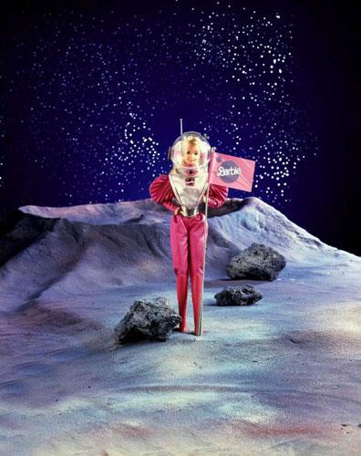 9 mars 2009 : journée de la femme et 50 ans de Barbie Galler10