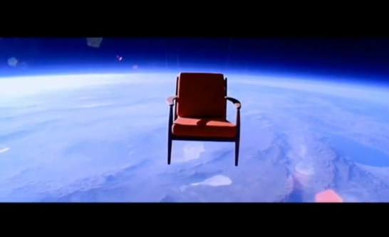 Le Space Chair Project de Toshiba Space-10
