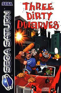 Three Dirty Dwarves (Saturn) Eurl10