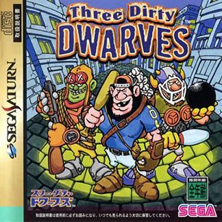 Three Dirty Dwarves (Saturn) Japl10