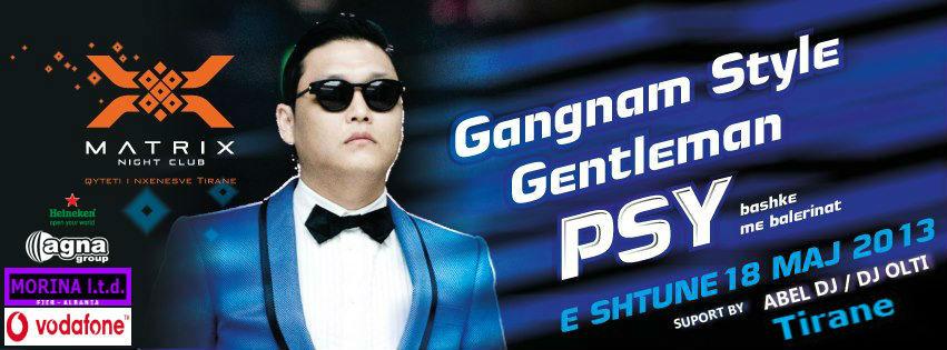 PSY - Gangnam Style ne 18 Maj ne Tirane. 38317710