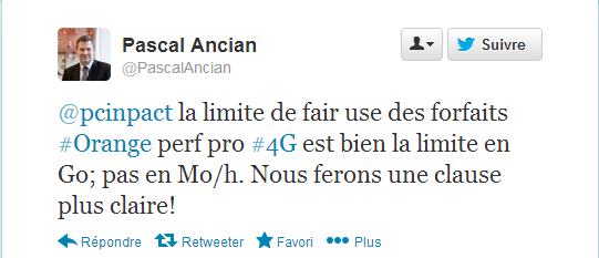 [INFO] Restriction 4g au-delà de 50 mo/h Tweet_10