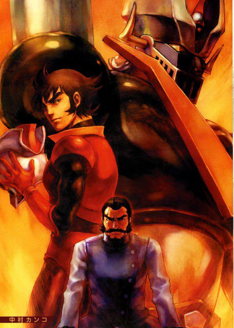 Great Mazinger : Fan-arts ! 55130310
