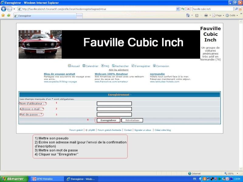 Comment utiliser le forum ? Inscri12