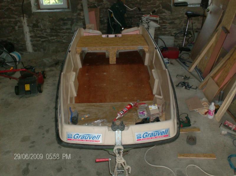 agencement bateau Bateau11