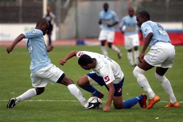 [CFA] 14 ème journée FCM / Vesoul Benkaj24