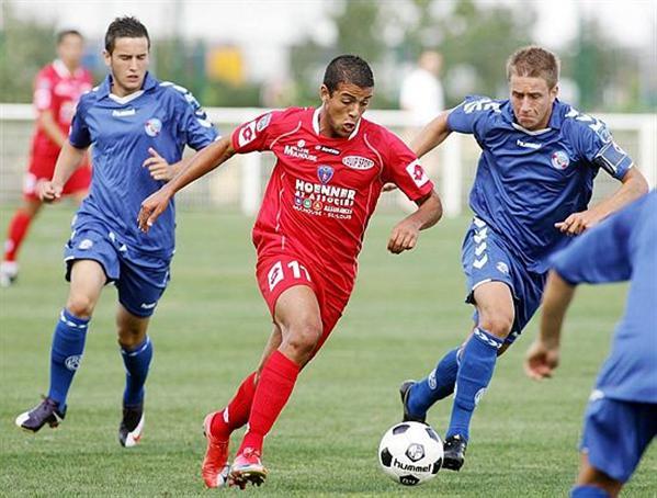 [CFA] 3ème journée : Le derby Racing II-FCM à Molsheim... - Page 2 Chirou12