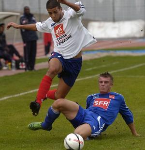 [CFA] 12 ème journée : FCM / Lille2 Chirou14