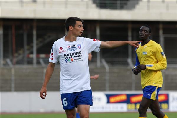 [CFA] 5 ème journée : RC Lens2 / FC Mulhouse Holbei11