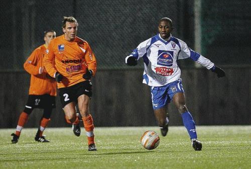 [CFA] FC Mulhouse / FC Metz 2 le 07/03/2009 Mayala10
