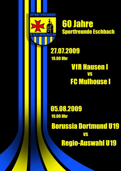 [Amical] VFR Hausen / FC Mulhouse Plakat10