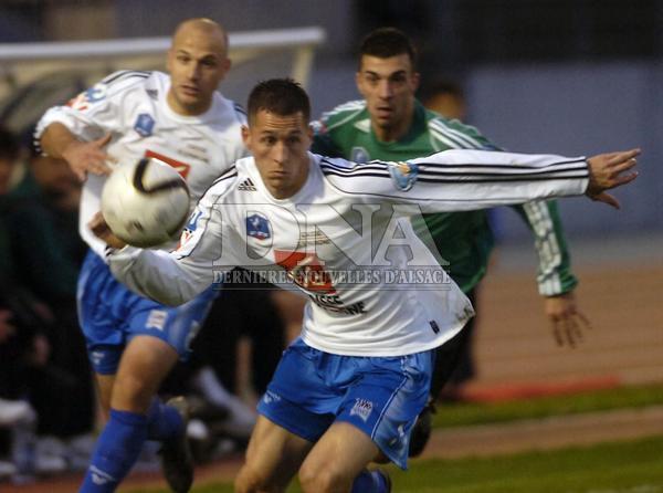 [CFA] FC Mulhouse / SR Colmar le 25/03/2009 - Page 10 Regnie11