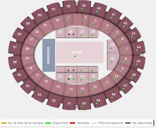 BASE DE DATOS: Concierto de Barcelona (25/11/2013) Mapa0110