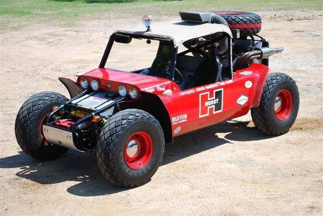 Mais um buggy do Steve McQueen - 450hp! Used-110