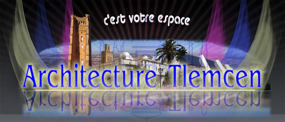 Architecture Tlemcen