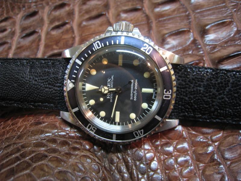 du cuir sur une Diver?.. Photo329