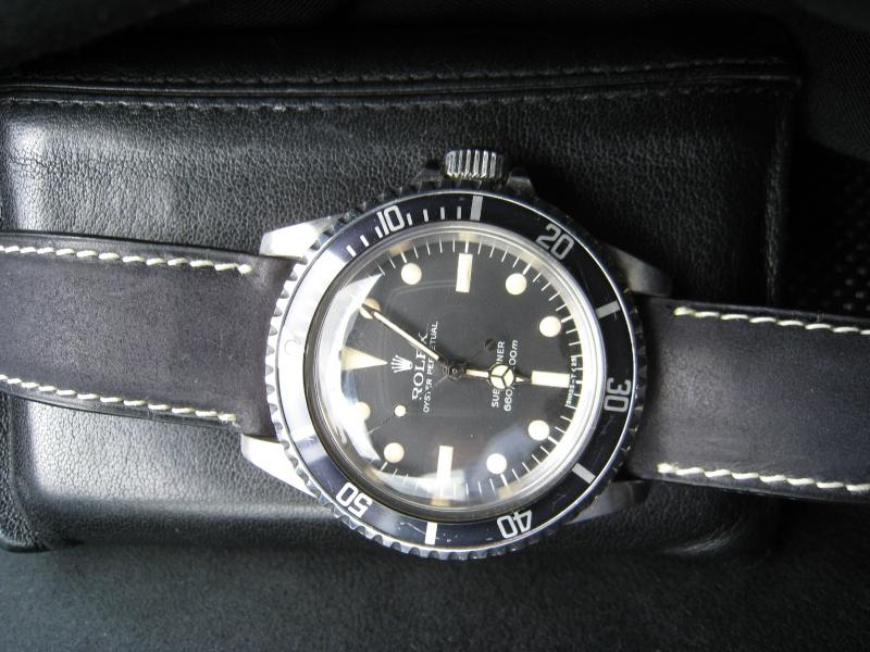 du cuir sur une Diver?.. Photo331