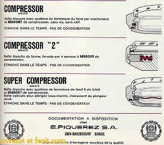 Revue de ma Droz Super Compressor Piquer11
