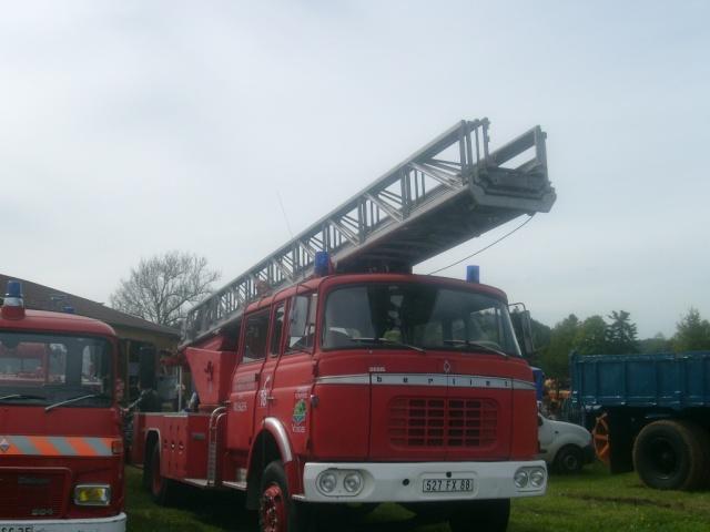 Les camions de pompiers S7301212