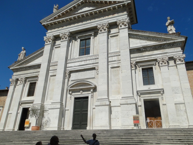 URBINO, EMILIE ROMAGNE, ITALIE Urbino27