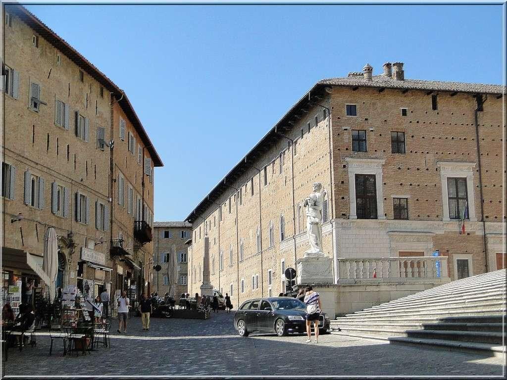 URBINO, EMILIE ROMAGNE, ITALIE Urbino29