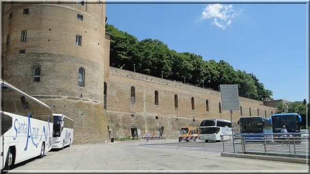 URBINO, EMILIE ROMAGNE, ITALIE Urbino31