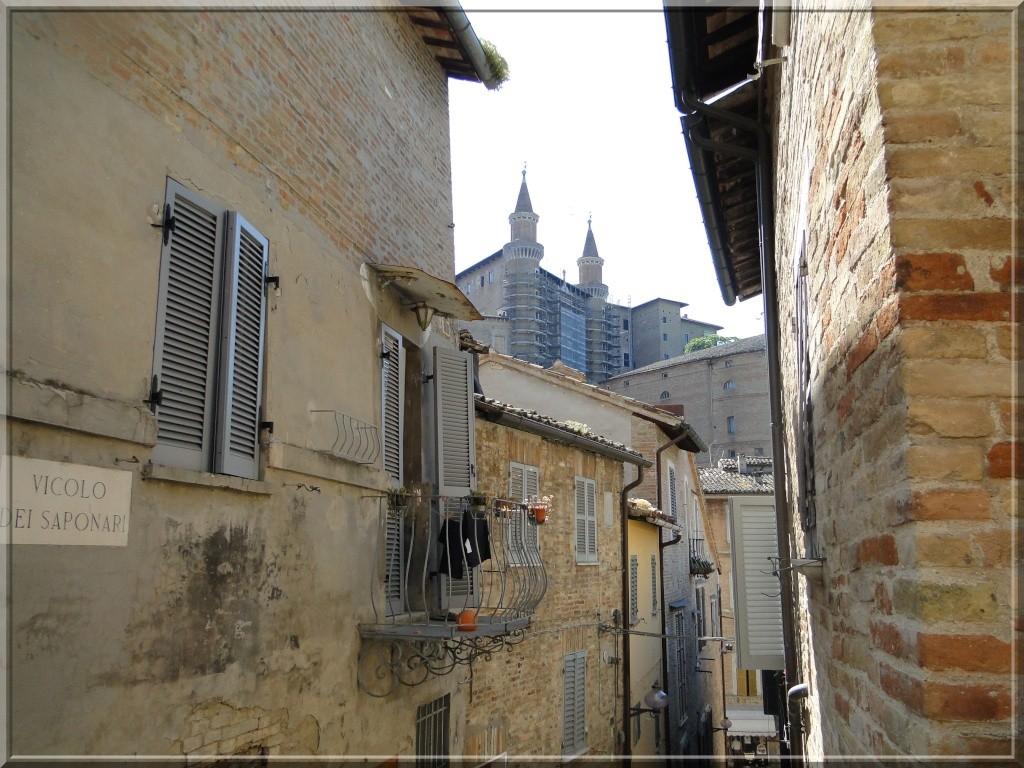 URBINO, EMILIE ROMAGNE, ITALIE Urbino37