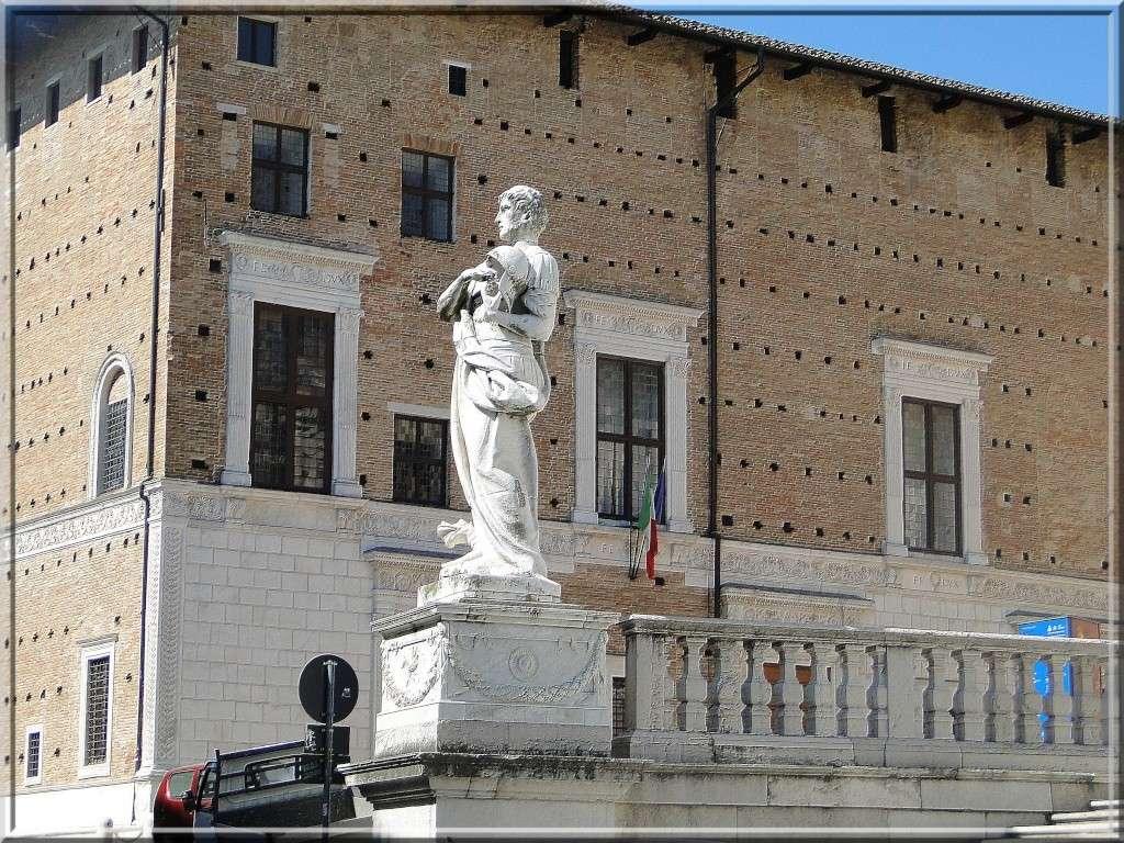 URBINO, EMILIE ROMAGNE, ITALIE Urbino40