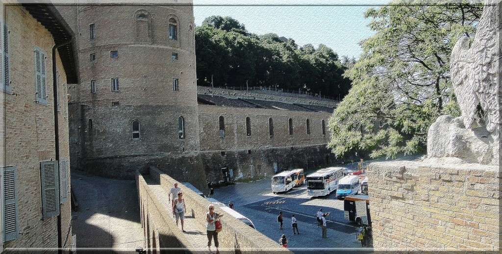 URBINO, EMILIE ROMAGNE, ITALIE Urbino47