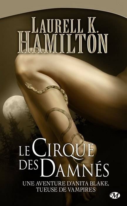 [Hamilton, Laurell K.] Anita Blake, tueuse de vampires - Série 0903-a10