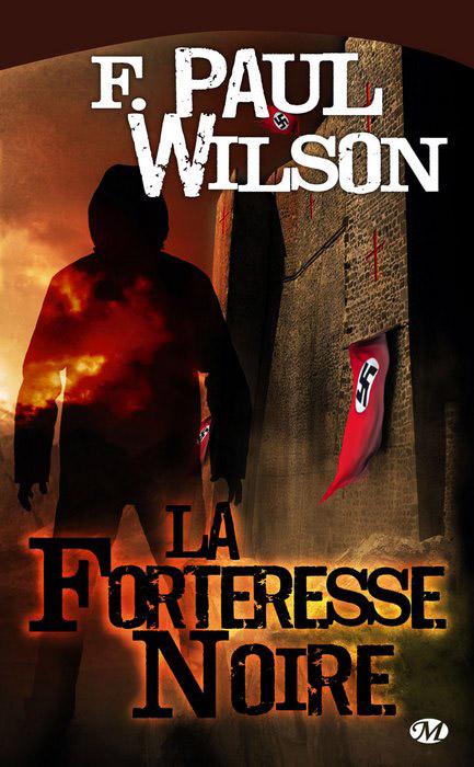 [Wilson, F. Paul] La forteresse noire 0905-f11