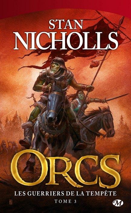 [Nicholls, Stan] Orcs - Série 0906-o10