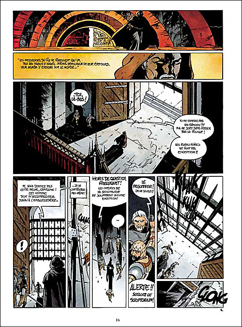 Le Troisième Testament - Série [Dorrison, Xavier & Alice, Alex] 97827211