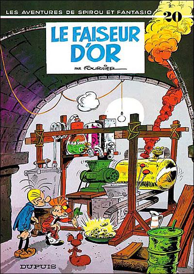 Spirou et Fantasio - Série 97828015