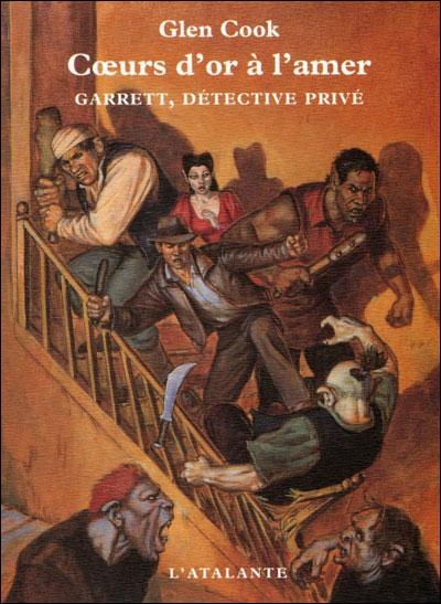 [Cook, Glen] Garrett, Détective Privé - Série 97828410