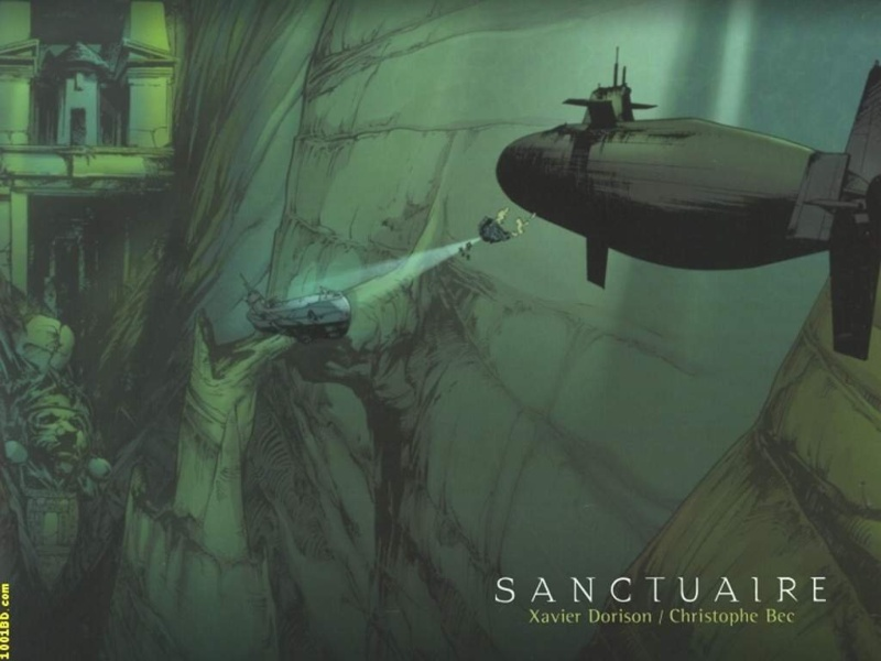 Sanctuaire - Série [Dorison, Xavier & Bec, Christophe] Sanctu10