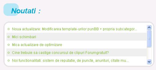 Adaugare widget care sa citeasca fluxurile RSS Feed de pe diverse site-uri ce au o astfel de optiune implementata in sistem - Pagina 3 Rgerf10
