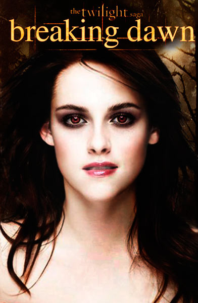 Fausses Affiches Breaking Dawn [spoilers] Bellab10